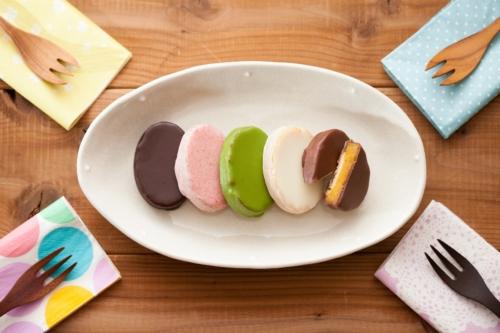うまいもの博 『安納芋トリュフ』/Sweets Factory Serise