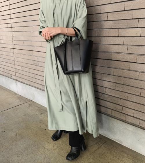 GIANNI CHIARINIのバッグ(Yuki Ide私物)