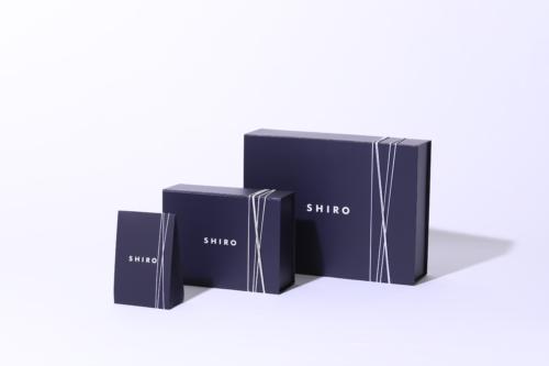 SHIRO『ギフトBOX(全3種)』