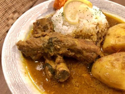mama curry(ママカリー) スペアリブカレー
