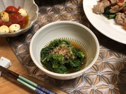 大戸千絵 1週間レシピ