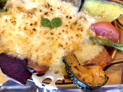 Princess PhI PhI(プリンセスピピ) 野菜ソムリエの焼きカレー