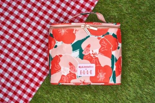 ELLE gourmet』とのコラボランチバッグ