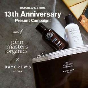 BAYCREW'S STORE(ベイクルーズストア) john masters organics