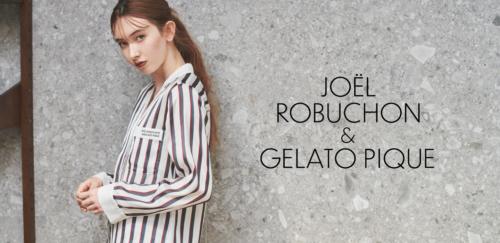 gelato pique ×Joël Robuchon