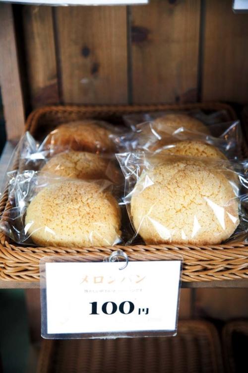 パン工房 笹山 メロンパン
