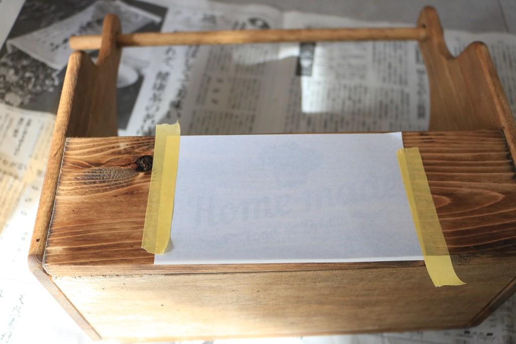 100円ショップアイテムで作るキッチンペーパーラック