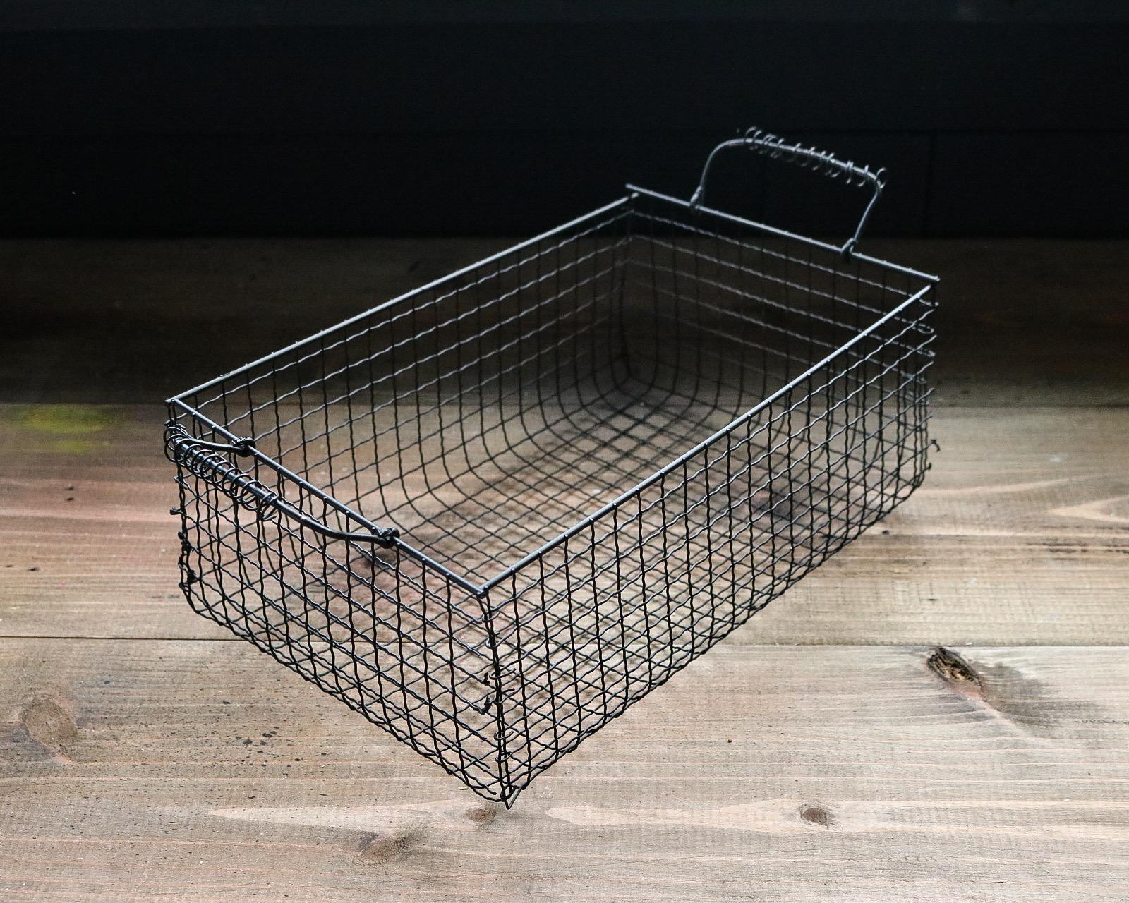 100円ショップ×DIY!100円の焼き網でつくるおしゃれなワイヤーバスケット