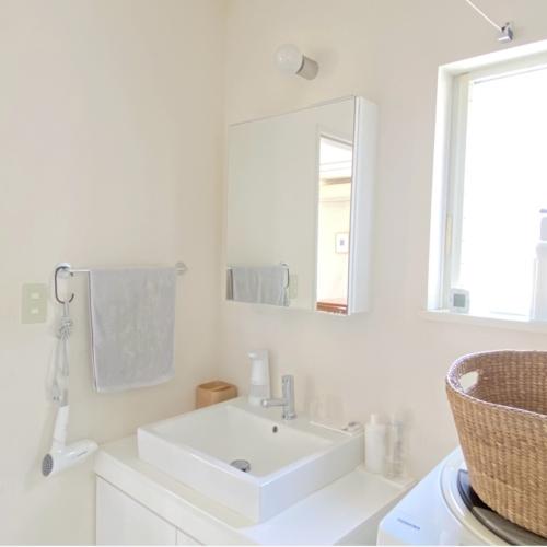 洗面所の収納全公開