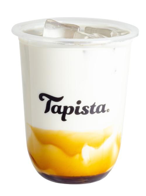 『おうちでTapista』 厳選黒蜜ミルク