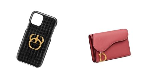 Dior iPhoneケース ミニウォレット