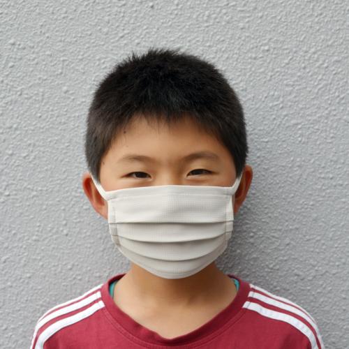 洗えマスク 夏用素材