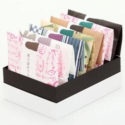 「麻布かりんと」かりんと詰合せ 7袋入り 大丸松坂屋オンラインショッピング 売れ筋スイーツベスト10
