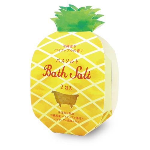 沖縄育ち バスソルト パイナップルの香り