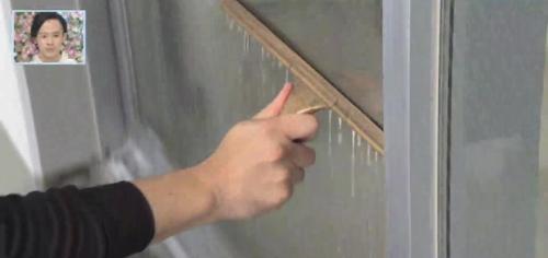 バリはやッ!ZIP! 梅雨前の掃除 窓