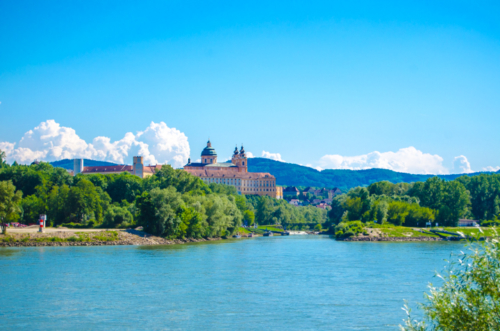 子どものころ憧れたプリンセスの世界、オーストリア『ヴァッハウ渓谷』