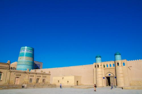 エキゾチックなオアシスの古都、ウズベキスタン『ヒヴァ』