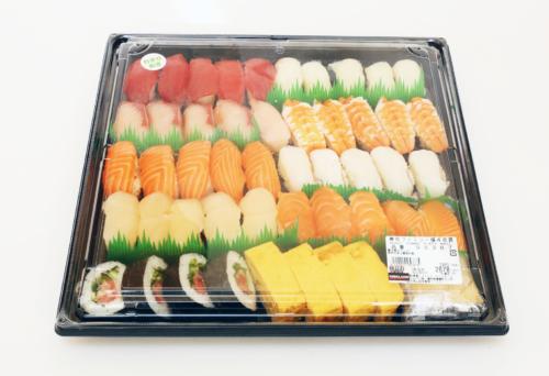 寿司ファミリー盛48貫 コストコ