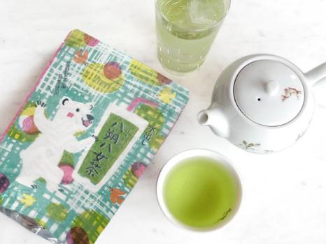 奥八女星野村×紅茶専門店