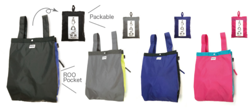『ROOTOTE』  エコバッグ