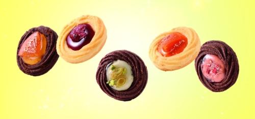 フルーツクッキー ベルアメール