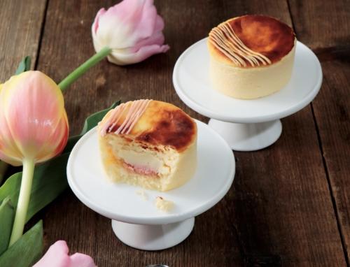 ベイクドレアチーズケーキ ベルアメール
