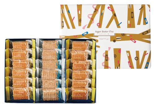 シュガーバターの木詰合せオリジナル2種詰合せ