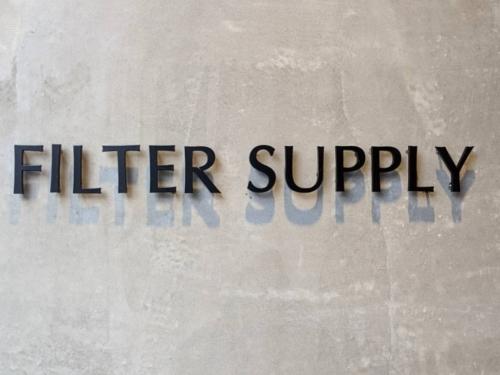 「FILTER SUPPLY」