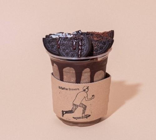 10 COFFEE BREWERS 大名店 オレオパニック