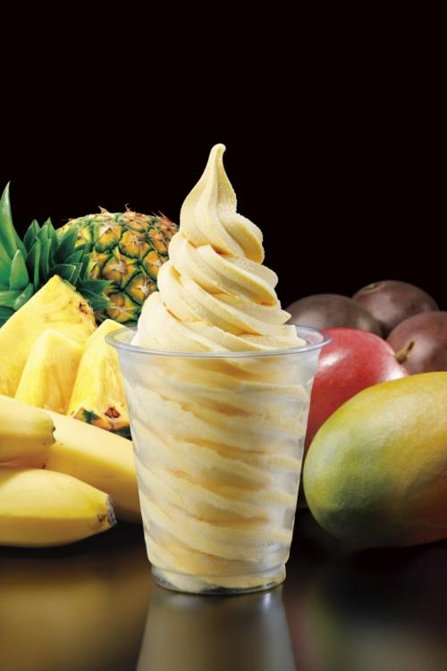 トロピカルソフトクリーム
