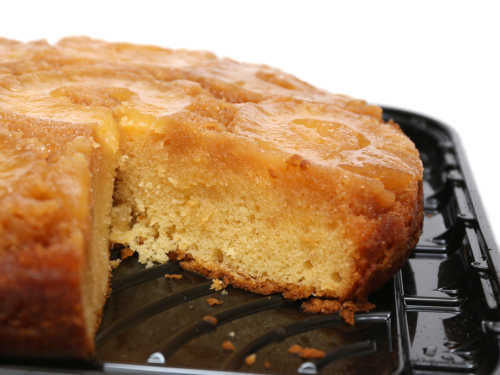 パイナップルアップサイドダウンケーキ