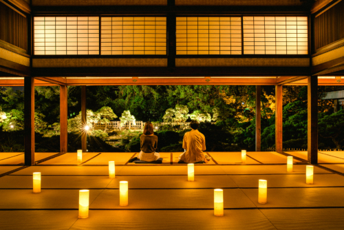柳川藩主立花邸 御花 ときの流れを愛でるプラン