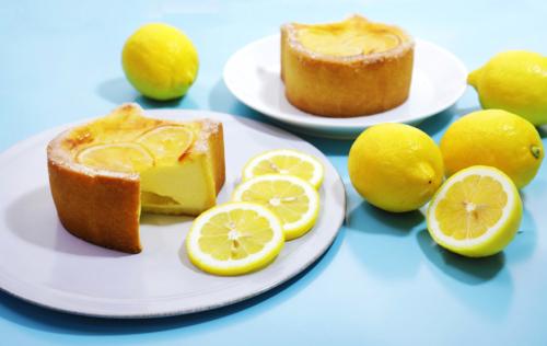 ねこねこチーズケーキ〜瀬戸内レモン〜
