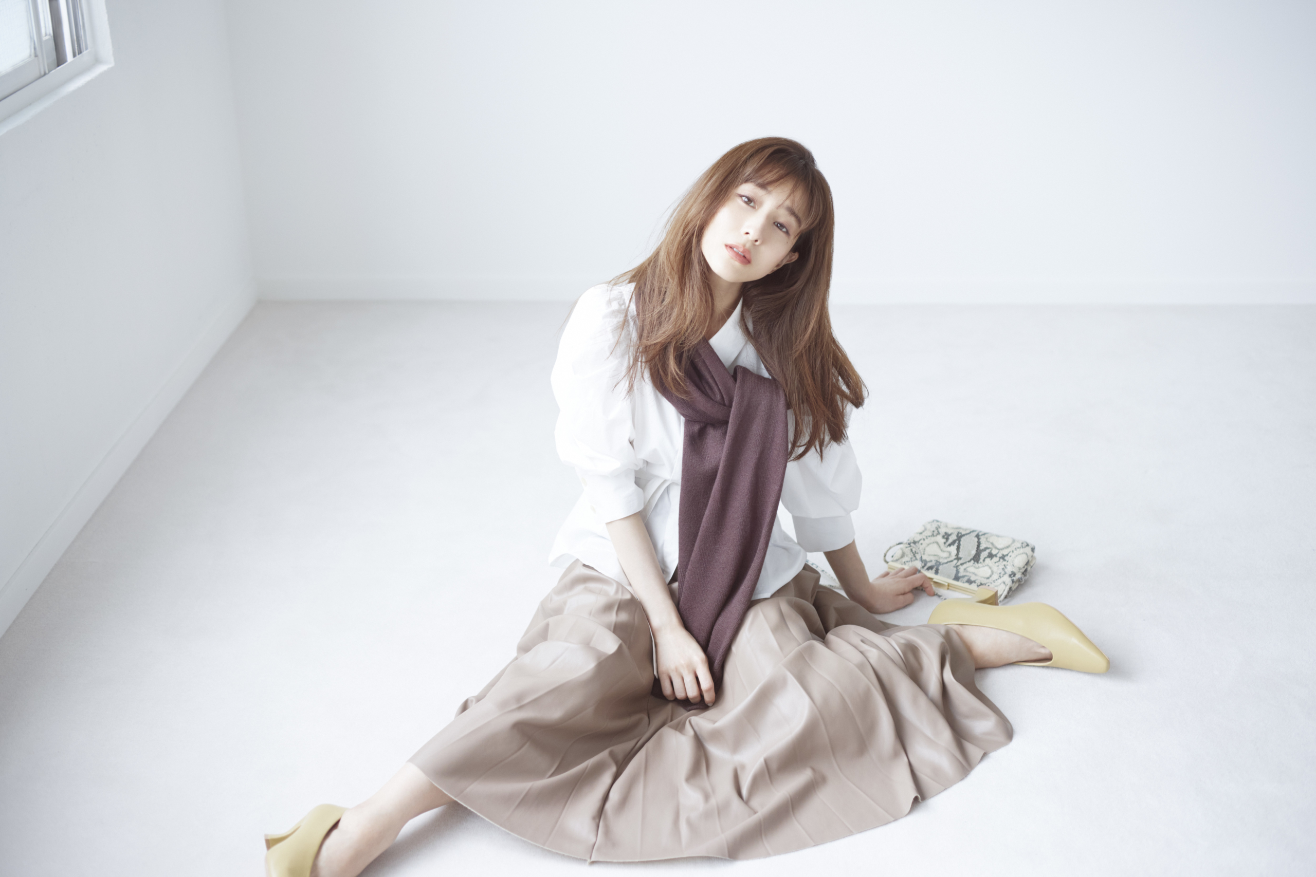 New experience, New autumn with Minami Tanaka 新たな季節、私に寄り添うもの