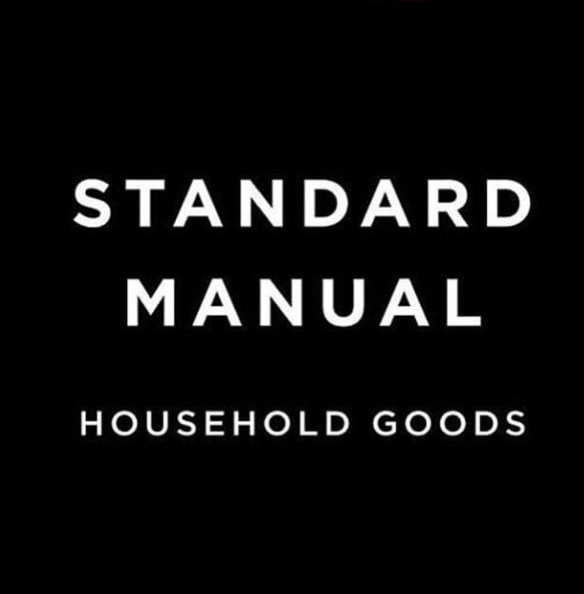 THE STANDARD MANUAL