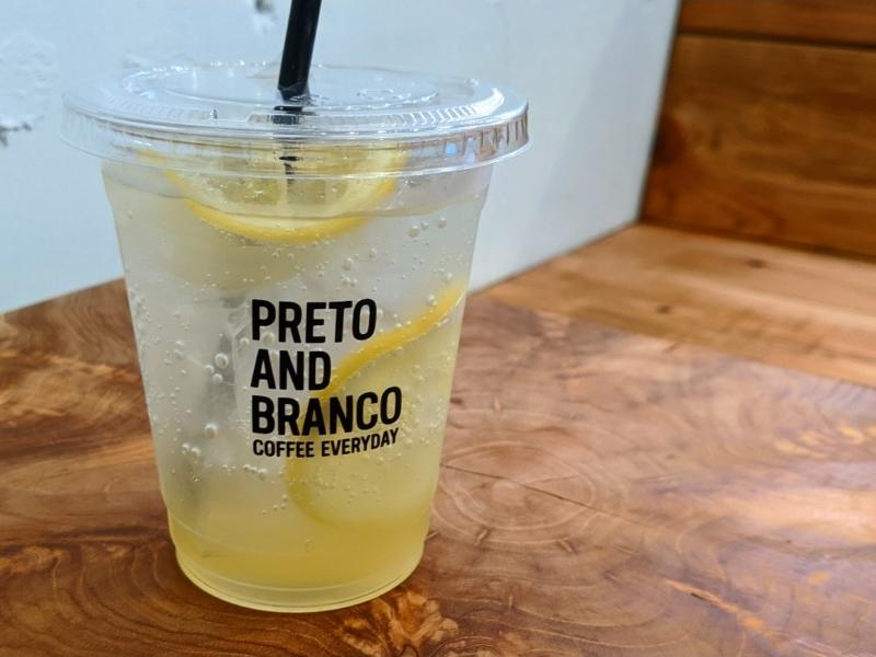 PRETO AND BRANCO『ハニーレモンソーダ』