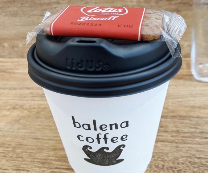 balena coffee