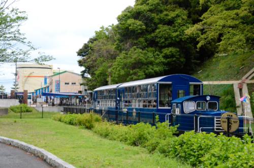 北九州・門司港レトロ観光列車