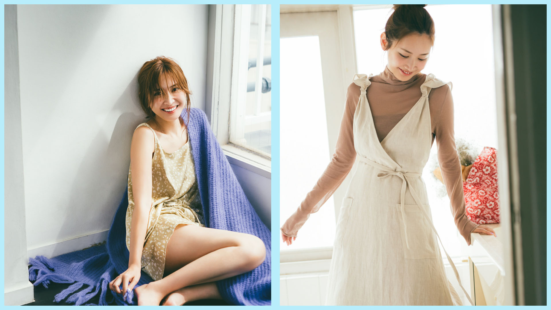〈SNIDEL×紗栄子〉新コレクション「ONE MILE DRESS Capsule Collection with Saeko」