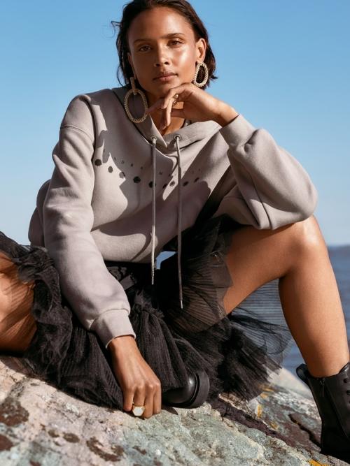 Sandra Mansour × H&M