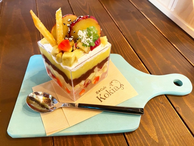 花Cafe KOKIA(コキア)