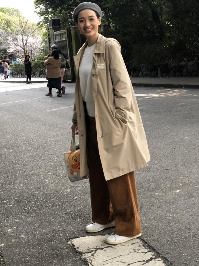 秋のファッションアイテム