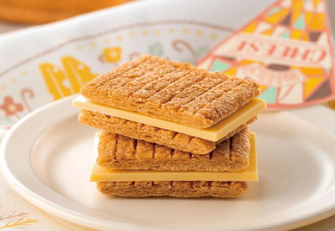 シュガーバターサンドの木 ミルキーチーズショコラ