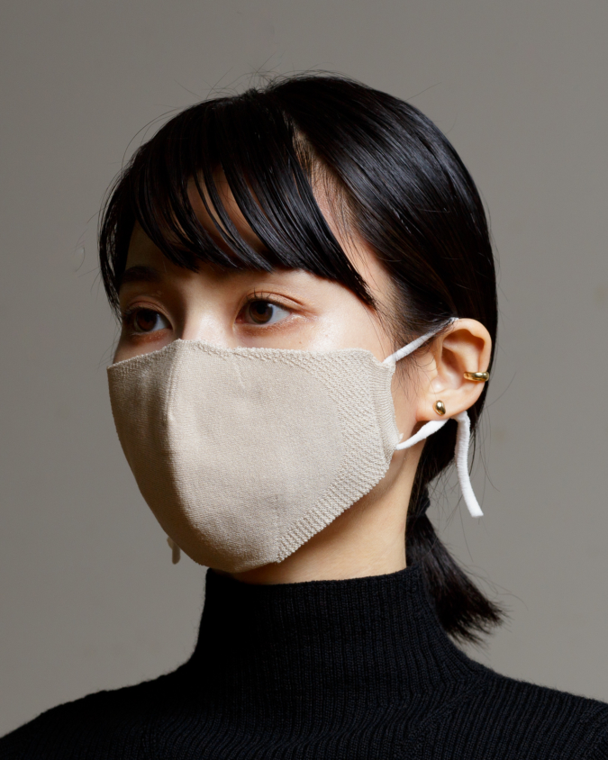ニットマスクシリーズ basic mask