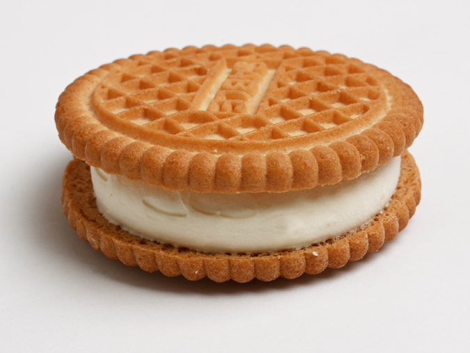 アイスクッキー
