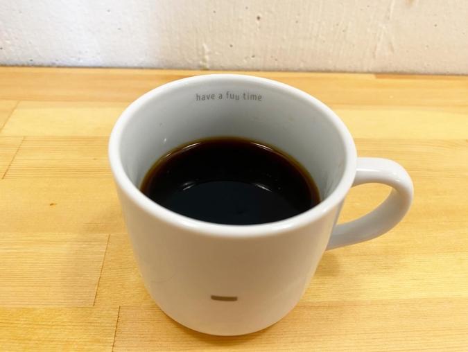 「fuu coffee(ふぅコーヒー)」