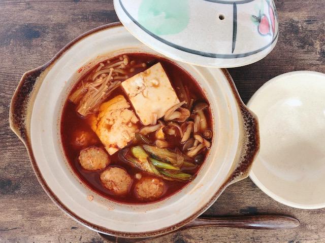 オリジナル 旨辛鍋の素