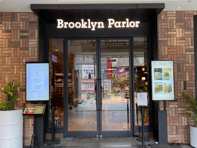 Brooklyn Parlor Hakata(ブルックリンパーラー博多) 外観