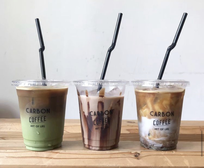 CARBON COFFEE ドリンク