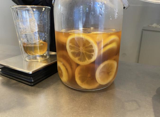 alu coffee(或珈琲・あるコーヒー) レモンシロップ